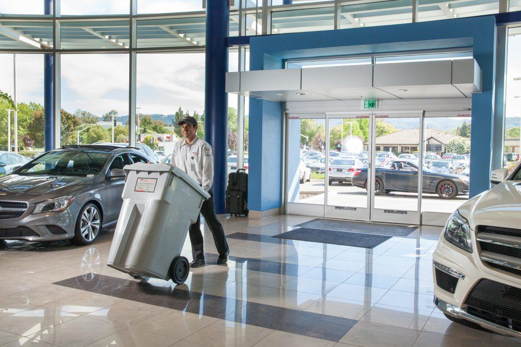 Secure Shredding Auto Dealer