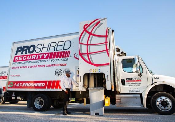 PROSHRED® Philadelphia Paper Shredding