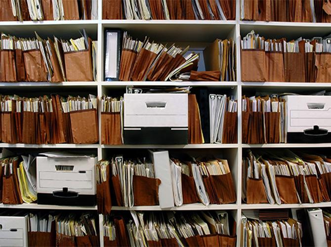 Paper Document Files