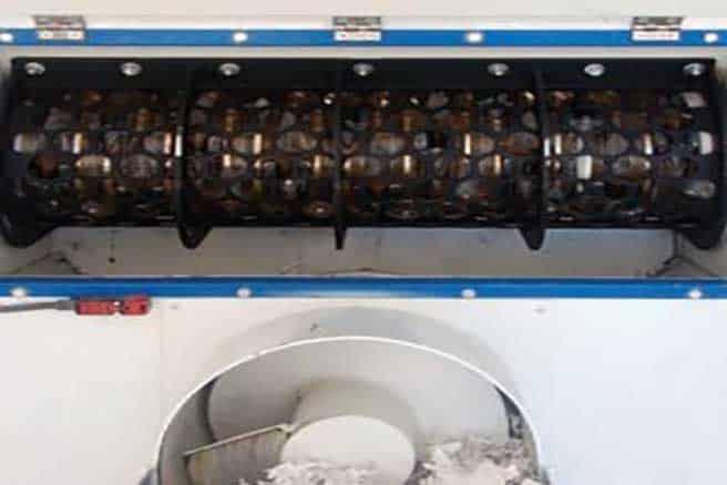 state of the art mobile shredding truck