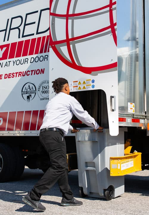 Shredding Service Southern NJ