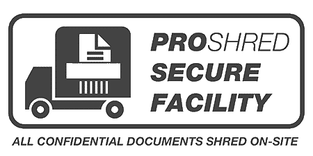 PROSHRED® Security Facility - White