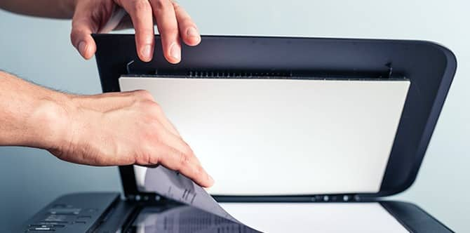 Scanning Services