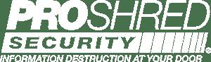 Proshred Security Logo